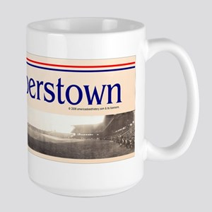 Cooperstown Americasbesth 15 oz Ceramic Large Mug