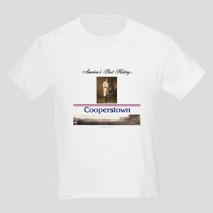 Cooperstown Americasbesthistory Kids Light T-Shirt