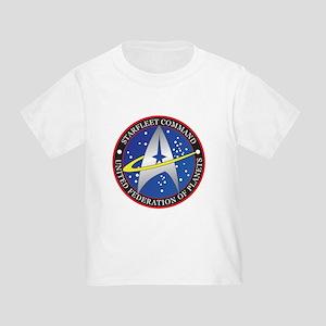 Star Fleet Command Toddler T-Shirt