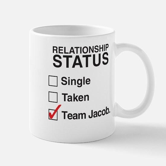 Single Taken Team Jacob Mugs & Totes Mug