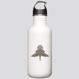 HALO Jump Master - Grey Stainless Water Bottle 1.0