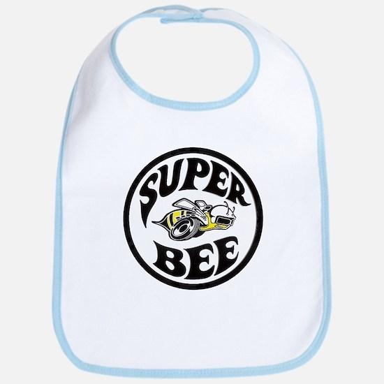 Super Bee design Bib