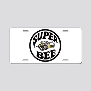 Super Bee design Aluminum License Plate