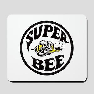Super Bee design Mousepad