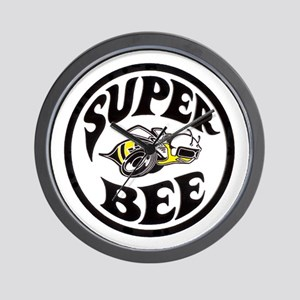 Super Bee design Wall Clock