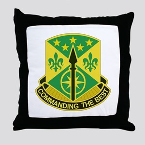 DUI-200th Military Police Command Throw Pillow