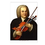 J.S. Bach on Viola Postcards (Package of 8)