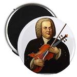 J.S. Bach on Viola Magnet