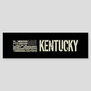 Black Flag: Kentucky Sticker (Bumper)