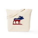 Bull Moose Party Tote Bag