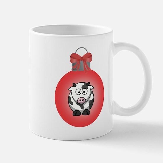 ORNAMENT - COW Mug