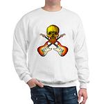 Skull & Guitar Sweatshirt