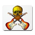 Skull & Guitar Mousepad