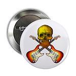Skull & Guitar 2.25
