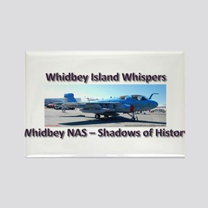 Northrup Grumman EA-6B Prowle Rectangle Magnet