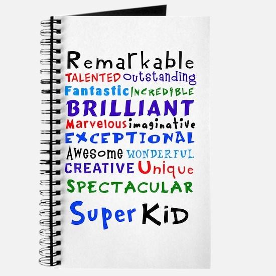 Super Kid Journal