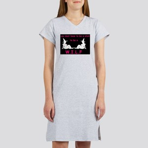 wilf witch Women's Nightshirt