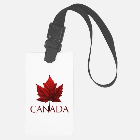 Canada Souvenir Luggage Tag
