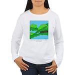 Adopted Women's Long Sleeve T-Shirt