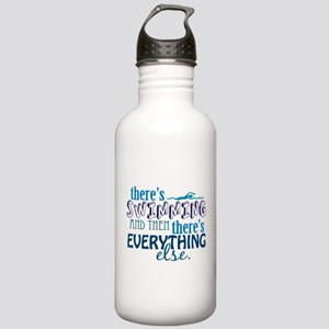 Swimming is Everything Stainless Water Bottle 1.0L