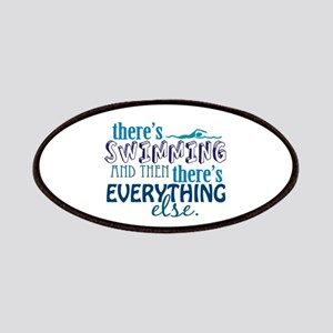 Swimming is Everything Patches