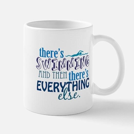 Swimming is Everything Mug