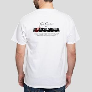 CSS White T-Shirt