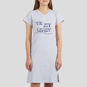 The Zit Remedy Women's Nightshirt