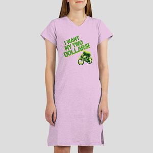 Better Off Dead Women's Nightshirt