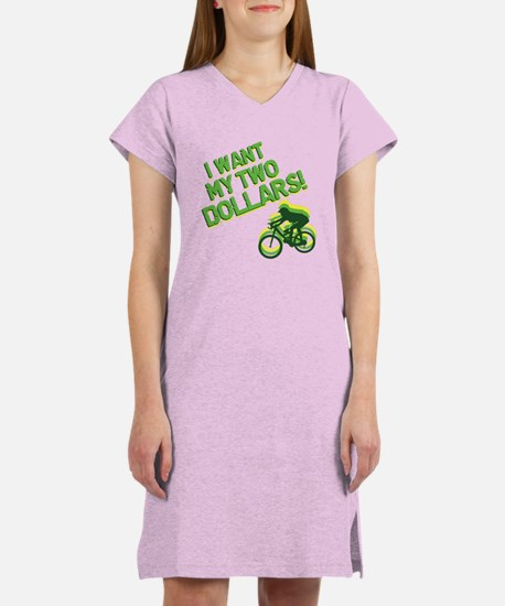 Better Off Dead Women's Nightshirt