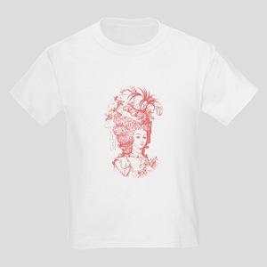 French Aristocrat (Berry) Kids Light T-Shirt