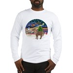 XmasMagic/Shetland Pony Long Sleeve T-Shirt
