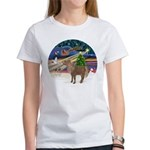 XmasMagic/Shetland Pony Women's T-Shirt
