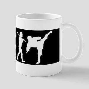 Evolve - Karate Kick Mug