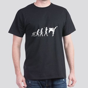 Evolve - Karate Kick Dark T-Shirt