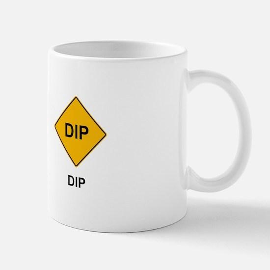Gas Brake Dip 2 Mug