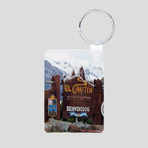 El Chalten, Patagonia, Argentina Keychains