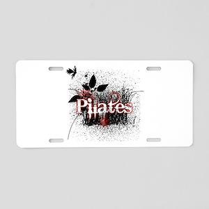 PIlates Leaves of Grass by Svelte.biz Aluminum Lic