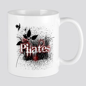 PIlates Leaves of Grass by Svelte.biz Mug