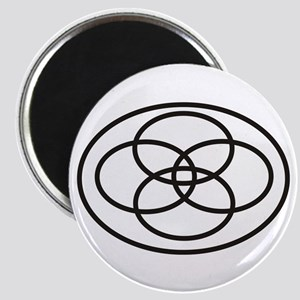 """Plural Pride (Symbol only) - 2.25"""" Magnet (10 pack"""