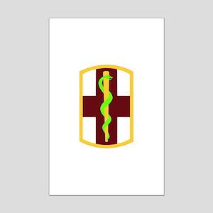 SSI - 1st Medical Bde Mini Poster Print