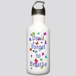 Breathe! Stainless Water Bottle 1.0L