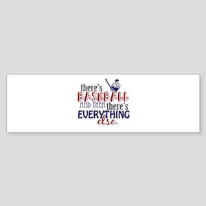 Baseball is Everything Sticker (Bumper)
