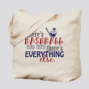 Baseball is Everything Tote Bag
