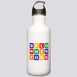 BFLO NEW YORK Stainless Water Bottle 1.0L