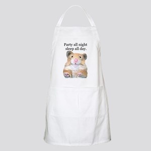 Party All Night Apron
