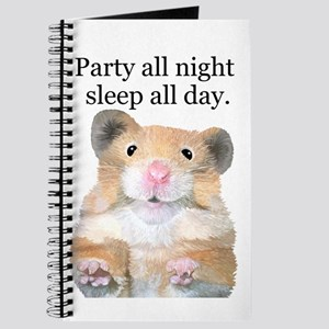 Party All Night Journal