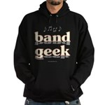 Band Geek Hoodie (dark)