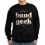 Band Geek Sweatshirt (dark)