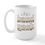 Band Geek Large Mug